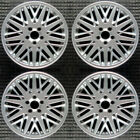 Volvo S80 Painted 17 OEM Wheel Set 1999 to 2003