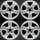 Hyundai Tiburon Painted 16 OEM Wheel Set 2003 to 2004
