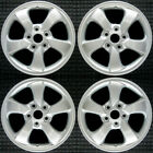Hyundai Tiburon Painted 16 OEM Wheel Set 2005 to 2006