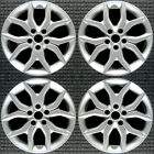 Hyundai Tiburon Painted 17 OEM Wheel Set 2007 to 2008