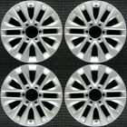 Lexus GX460 All Silver 18 OEM Wheel Set 2014 to 2018