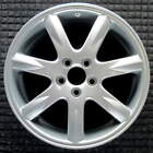 Volvo 850 All Silver 17 inch OEM Wheel 1996 to 2000