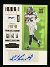 2017 Panini Contenders Football Cards - SP/SSP Rookie Ticket Print Runs Added 19