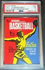 2018 TOPPS 80TH ANNIVERSARY WRAPPER ART SP CARD 1971-72 BASKETBALL WAX #33 PSA