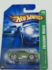 2007 Hot Wheels 69 CHEVY CAMARO Z28 SUPER TREASURE HUNT RR Tooned Read