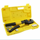ABN Hydraulic Crimper 12 2 0awg Battery Cable Crimping Tool Terminal Lug Crimper