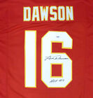 Len Dawson Cards, Rookie Card and Autographed Memorabilia Guide 36