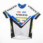 Vintage Volvo Cannondale Bicycling Jersey Mens Size Large Made In USA
