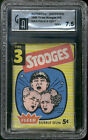 1959 Fleer Three Stooges Trading Cards 36