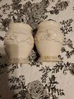 CIC Salt And Pepper Shakers ivory color French countryside decor
