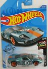 Hot Wheels 2019 Super Treasure Hunt Gulf Ford GT 40 With Protector Clean