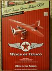 Wings of Texaco 1937 STINSON RELIANT SR 9 Airplane Die Cast bank 20th in series