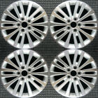 Toyota Avalon Machined 17 OEM Wheel Set 2013 to 2015