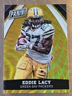 EDDIE LACY 2015 Panini National NSCC VIP Gold Wave Gold Pack #50 Packers 12 15