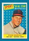 Stan Musial Cards, Rookie Cards and Autographed Memorabilia Guide 5