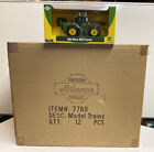 Athearn Diecast Case Of 12 John Deere 150th Scale Die Cast 9620 Tractor 7760