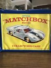 1968s Matchbox Series 41 Collectors Case Full With 48 Vintage Model Cars