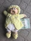 1983 Cabbage Patch Doll 16 VGC 4 Head OK Coleco W Birth Certificate Blue Eye