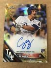 Corey Seager Rookie Cards Checklist and Top Prospect Cards - Rookie of the Year 55