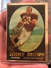 Top Jim Brown Football Cards of All-Time 29