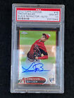 2012 Topps Chrome Baseball Autograph Rookie Variations Visual Guide 37