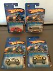 Lot of 4 Hot Wheels VW Mystery Cars New In Packages