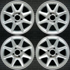 Ford Contour Painted 15 OEM Wheel Set 1998 to 2000