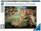 Jigsaw Puzzle 1000 Pieces Art Collection Botticelli Birth Of Venere Ravensburger