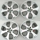 Set of 4 Volvo OEM 18 x 75 MERAC Alloy Rim Wheels for XC60 10 17 + XC70 08 18