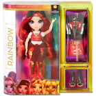 MGA Rainbow High RUBY ANDERSON RED FASHION DOLL Series 1 w 2 OUTFITS New NIB
