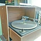 Vintage Admiral Record Player  Radio Stereo High Fidelity It Works NO Speakers