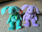 Beanie Babies 1996 Hippity and Floppity