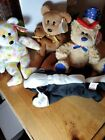 TY Beanie Babies. Stinky. Independence. Signature Bear 2005. Eggs.
