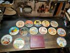 1949 Childs Phonograph Record Picture 78 RPM Assorted 6 1 2 Christmas Song +
