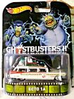 HOT WHEELS RETRO GHOSTBUSTERS II ECTO 1A NEW