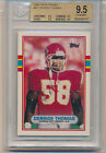 1989 Topps Traded Football Cards 45