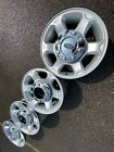 17 FORD F250 F350 LIMITED OEM FACTORY STOCK WHEELS RIMS LARIAT SUPERDUTY 8x170
