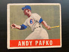 Andy Pafko Cards and Autograph Memorabilia Guide 18