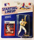 1988 Starting Lineup Boston Red Sox - Wade Boggs, Jim Rice, Dwight Evans (Mint)