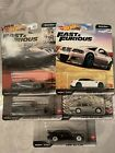 Hot Wheels Premium Fast  Furious 2020 Euro Fast Set 5pcs 1 64 IN STOCK