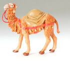 Fontanini 5 Inch Scale Camel with Saddle Blanket Nativity Figure 72526