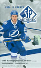 2014-15 Upper Deck SP Authentic Hockey Hobby Box