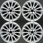 Volvo C30 All Silver 17 OEM Wheel Set 2008 to 2012
