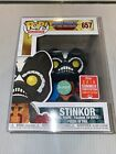 Funko Pop! 657 Masters of the Universe MOTU Stinkor SDCC 2018 Exclusive Scented