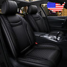 Car Pu Leatherflax Seat Cover Cushion For Ford Ecosprt Edge Escape Focus Fusion