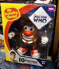 Doctor Who Mr Potato Head Tenth 10th Doctor