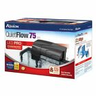 Aqueon Quiet Flow Aquarium Power Filters 55 75 Filter for Tanks Up to 90 Gal