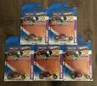 NEW HOT WHEELS TOYS R US GIFT CARD EXCLUSIVE BONE SHAKER 2011 Limited Edition