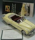 FRANKLIN MINT 1949 BUICK ROADMASTER CAR MODEL 124 SCALE NM CONDITION 3