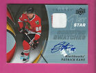 Patrick Kane Hockey Cards: Rookie Cards Checklist and Memorabilia Buying Guide 24